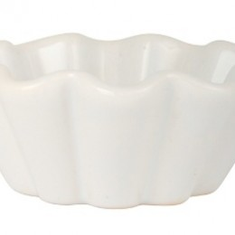 IL 2086-11 muffinform mynte hvid