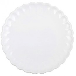 IL 2094-11 frokost tallerken hvid